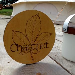 chestnut sign