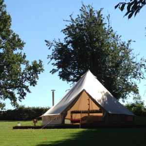 1200 gallery tent
